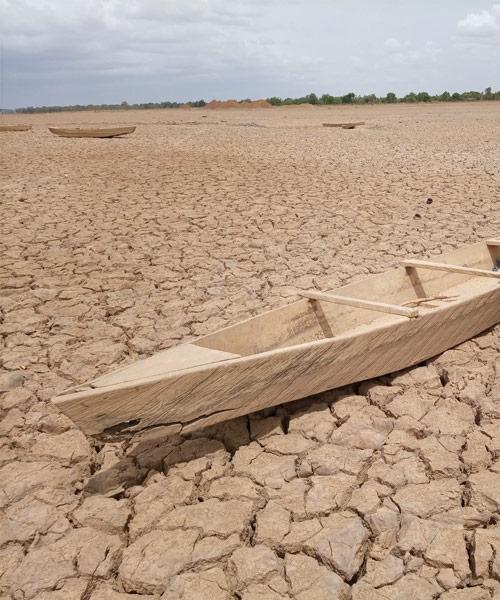La peor sequía del Paraná afecta la vida y la economía nacional