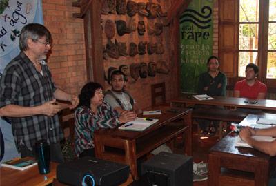 Instituto Socioambiental del Sur, Escuela de la Sustentabilidad